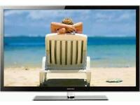 Samsung 51 inch FullHD #3D# 600Hz tv with DLNA streaming, USB and Freeview HD