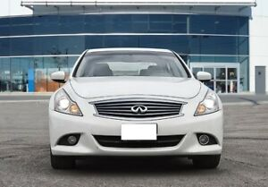 Infiniti G37x AWD in immaculate shape. Comes Saftied & etested