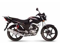 Kymco Pulsar S 125 cc motorbike spares or repair learner