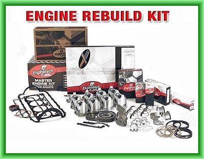 2001 2003 Chevy Gm Truck Car 325 5 3L W 4 8 Flattop Piston Ls Engine Rebuild Kit