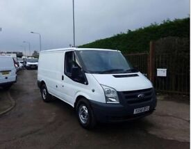 FORD TRANSIT 58 REG 09 MODEL 145 T330S RWD 2008 JUEL FUEL EX POLICE DIRECT 1OWNER FREE CONGESTION