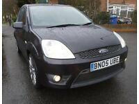 Ford Fiesta ST 150 swap BMW