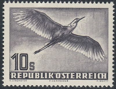 Österreich 1953 Vögel Nr. 987 postfrisch