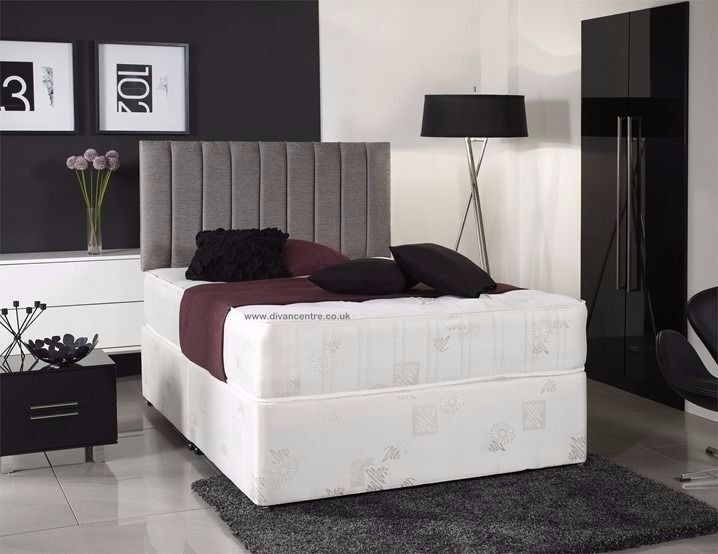 ❋❋ SINGLE , DOUBLE & KING SIZE ❋❋ BRAND NEW ❋❋ DIVAN BED BASE + QUALITY MATTRESS CASH ON DELIVERY