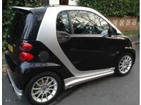 Smart car fortwo *PASSION* LEATHER INTERIOR