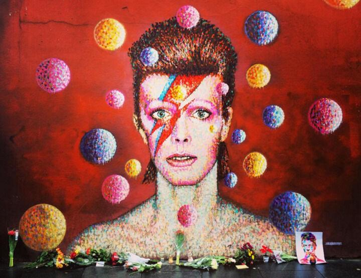 David Bowie's 70th Birthday Musical Walking Tour
