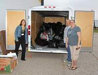 Used Clothing Drive Fundraiser for 364 Air Cadets
