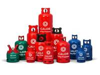 Full Calor Gas Bottles All Sizes Available