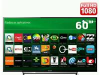 SONY 60 INCH LED SMART TV .ULTRA SLIM