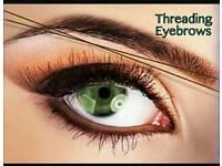 Eyebrow threading person & Lash technician needed