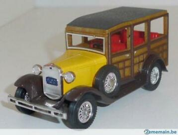 ford A 1927 Matchbox Y-21