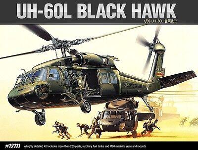 1/35 ACADEMY UH-60L BLACK HAWK   12111