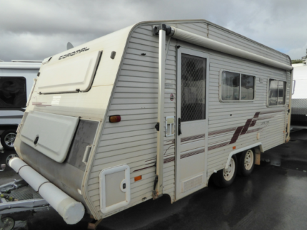 2002 Coromal Capri 535 Pre-loved caravan SN11200 Maddington Gosnells Area Preview