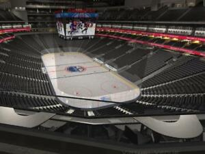 ROW 1 SEC 213 - OILERS Attack Twice FRONT ROW Tickets Edmonton - Season Seats multi game SAVE!