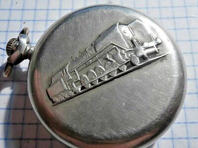 Molnija SOVIET Russian Pocket Watch