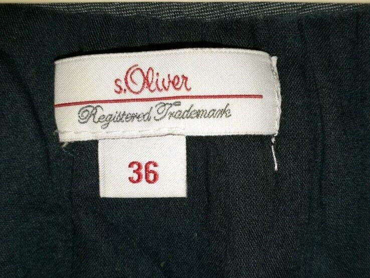 Jeanskleid s. Oliver Größe 36 in Nordfriesland - Tönning