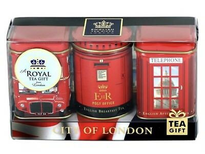 Mini-caddy (English Tea Mini Caddy Gift Set