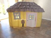 Children's Fabric Indoor Playhouse offers in the region of £50