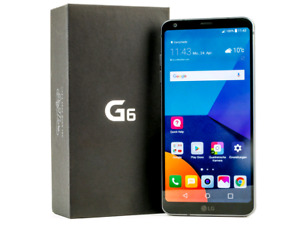 LG G6 UNLOCKED FOR SALE / TRADE