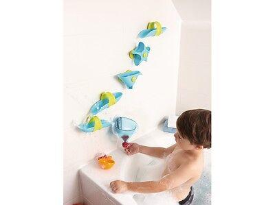 Haba 302823 Kugelbahn Badewanne Badespaß Wasserspielzeug Badespielzeug Wasser