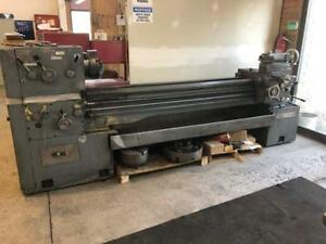Sirco PA-20 Gap Type Engine Lathe