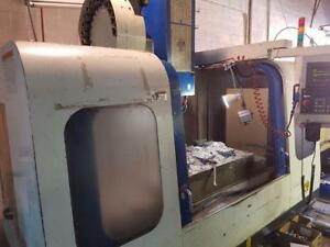 Dabert Kent KMV-10 CNC Vertical Machining Center, Made in Taiwan