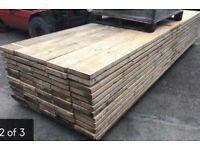 Scaffold boards ...3.9m....£13 each....