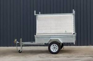 6x4 Tradesman Trailer FULLY GALVANISED Moss Vale Bowral Area Preview