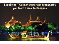 Magic Thai massage brings some Bangkok to Essex