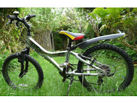 Giant MTX 125 FS (mountain bike), boys 6-9