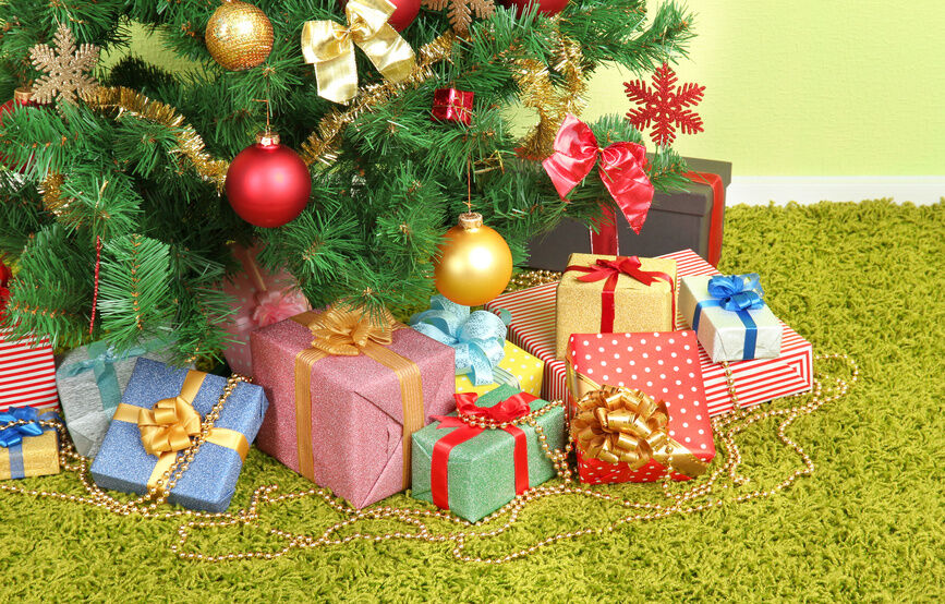 How to decorate a christmas tree with ribbon garland ebay