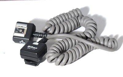 Nikon SC-17 TTL-Blitzverbindungskabel flash connecting lead
