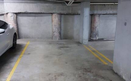 Parking Space - South Yarra