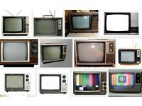 Wanted 1970's - 1980's Television 10 - 15""