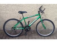 "Bike/Bicycle.BOYS RALEIGH "" MAX "" MOUNTAIN BIKE. SUIT 9-12 YEARS"
