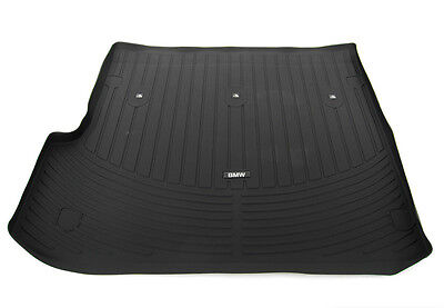 BMW OEM Black All Weather Cargo Liner 2004-2010 X3 2.5i, 3.0i 3.0si 82110305078