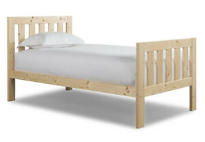 Wanted: Looking for Pine twin and/or double bed(s)