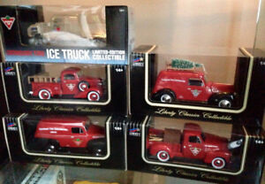 Canadian Tire Classic Collectable Liberty Trucks