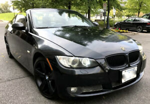 2007 BMW 335I HARD TOP Covertible, PERFECT Mechanical,NO ISSUE