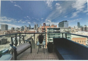 Condo For Rent - Adelaide & Sherbourne - Toronto - 2 Bed 2 Bath
