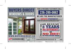 Buyer's Direct Windows & Doors