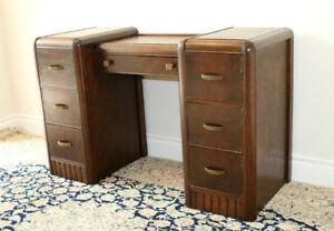 Antique Vanity Table / Dresser / Desk