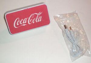 Coca Cola Brand Portable Speaker London Ontario image 1