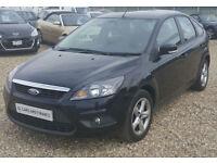 Ford Focus 1.6TDCi 110 2010 Zetec. GUARANTEED FINANCE payment between £28-£56 PW