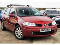RENAULT MEGANE 1.5 DYNAMIQUE DCI 110 BHP ***CHEAP PART EX TO CLEAR***