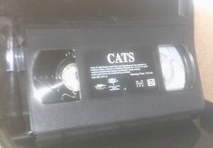 CATS ON VHS Windsor Region Ontario image 3