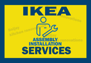 IKEA KITCHENS installers BURLINGTON