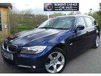 2011 BMW 320D 2.0 EXCLUSIVE EDITION STEP AUTO 5DR - 2 OWNERS - FULL S/HISTORY