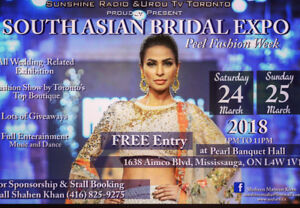 Largest South Asian Bridal Expo in GTA