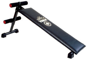 York Incline Bench 275 - NEW - Workout Bench - Gym Equipment